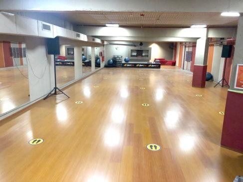 Reabren los gimnasios y canchas de alquiler en Ushuaia