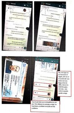 Comprometida situación de funcionario sospechado de otorgar permisos de circulación a narcotraficantes