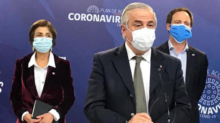 Chile registra cifras récord: 3.520 nuevos contagiados y 31 pacientes fallecidos por coronavirus