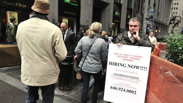 Casi 40 millones de personas solicitaron seguro de desempleo en EEUU en los últimos dos meses