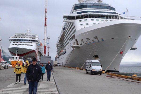 Podría iniciar en diciembre o enero, con menos buques y pasajeros