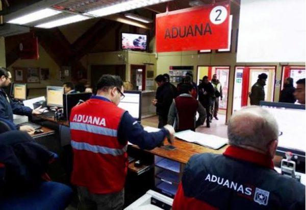Procedimientos realizados en el Aeropuerto de Punta Arenas y el paso fronterizo San Sebastián.