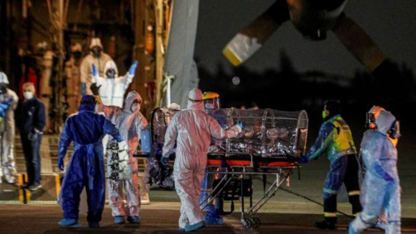 41 fallecidos y 4.279 contagiados en Chile producto del coronavirus
