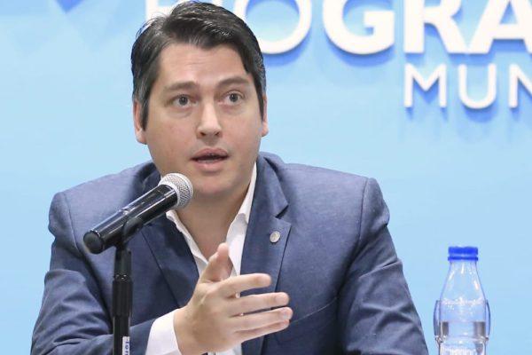 """""""Ojalá los legisladores decidan pasar el proyecto a comisión"""", pidió Pérez"""