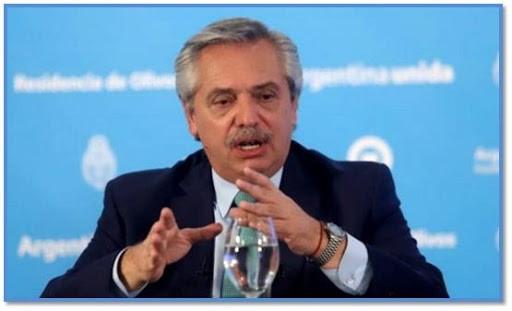 """Fernández expresó su """"gratitud"""" a los gobernadores que acompañaron las decisiones tomadas"""