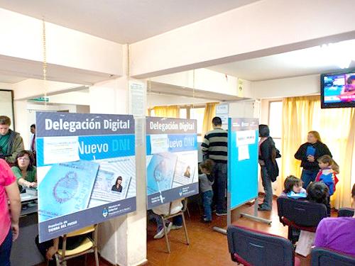 El Registro Civil retoma la atención al público para cambio de domicilio y solicitud de DNI