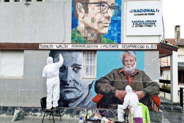 La Municipalidad de Ushuaia homenajeó a los periodistas en su día