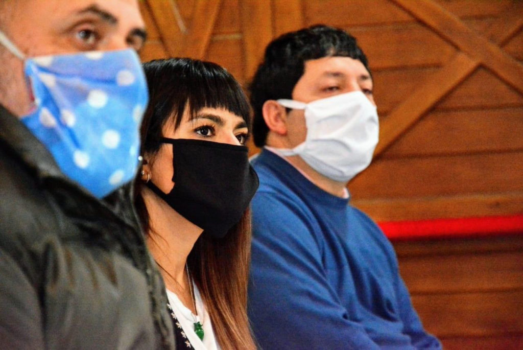 En Ushuaia se cuadruplicó la asistencia a personas