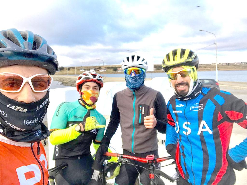 Ushuaia Pro Bike, el nuevo equipo capitalino