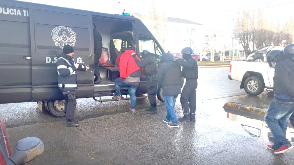 Un nuevo detenido y un funcionario provincial notificado de derechos y garantías