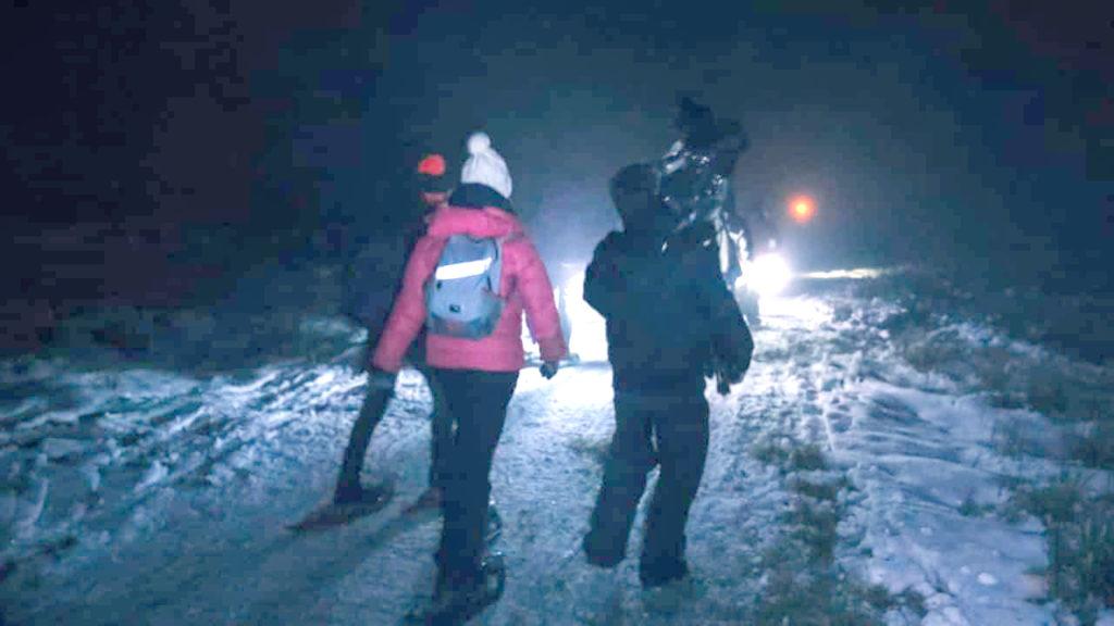 Una invitación a hacer algo diferente: caminatas nocturnas en la Reserva del Cerro Alarkén