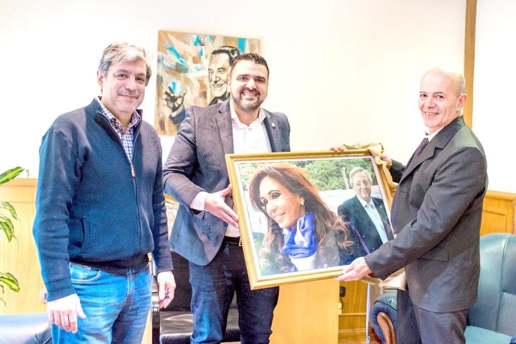 César Colantonio es el nuevo titular de la UDAI Ushuaia de la ANSES