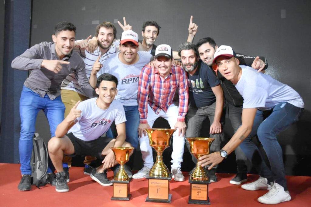 """El tolhuinense Martin Willer es el ganador del Gran Premio """"Hermanos"""" 2020"""