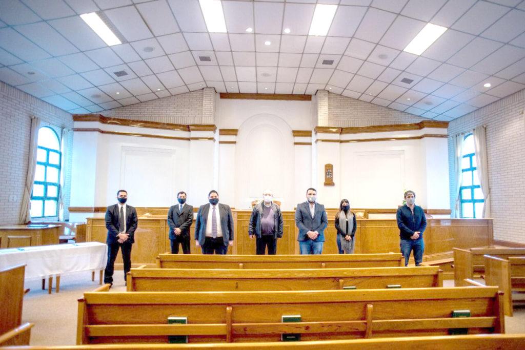 El Municipio de Ushuaia recibió una importante donación de alimentos