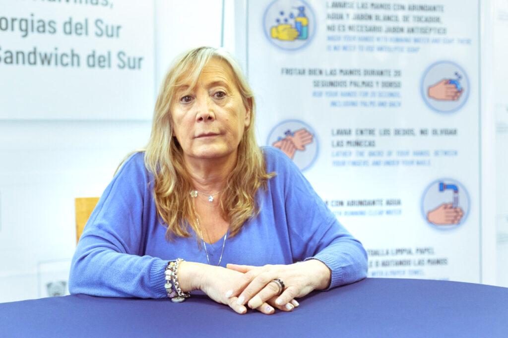 """Chapperón: """"Estamos convencidos que el virus va a volver a Ushuaia y Tolhuin"""""""