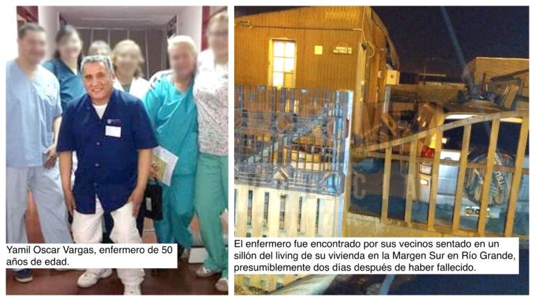 Encontraron fallecido en su domicilio a un enfermero(1)