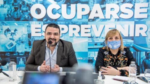 La Municipalidad de Ushuaia realizará obras de pavimentación por casi 215 millones de pesos con fondos propios