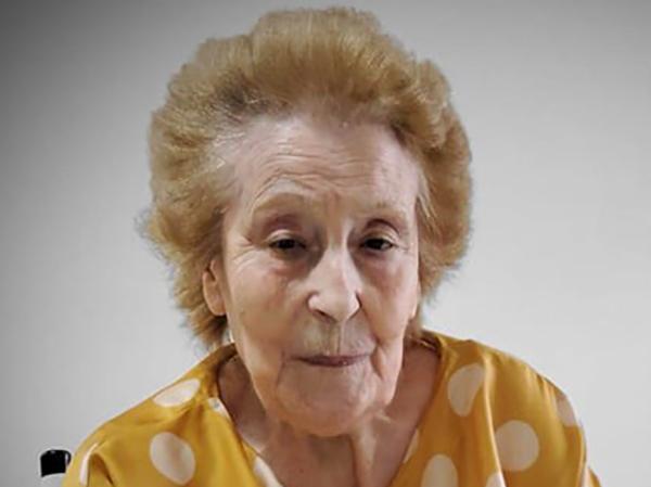Fallecimiento: Araceli Adelma Talucci