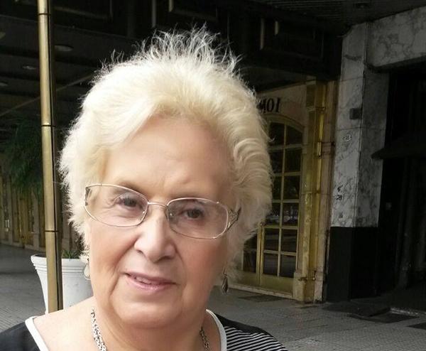 Fallecimiento: Elinor Catalán Catalán