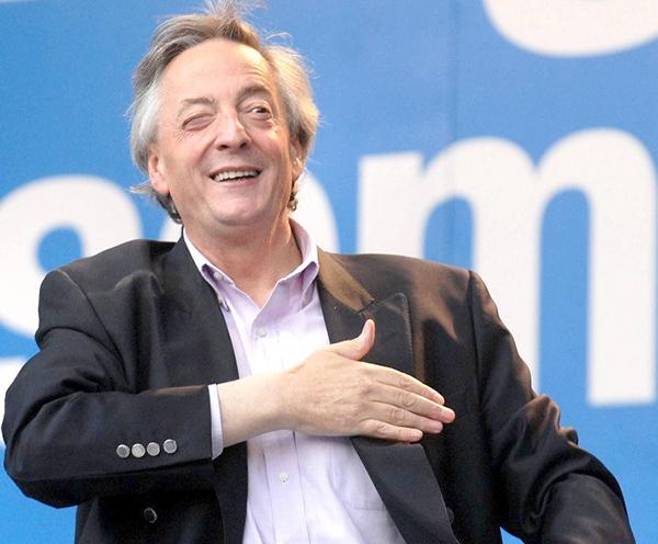 Néstor Kirchner, el hombre que vino a sacudir estructuras mentales