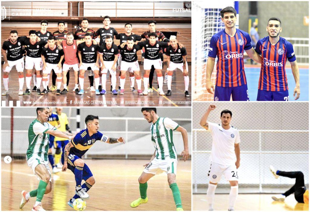 Alamiro Vaporaki: el grito fueguino en la vuelta del Futsal AFA