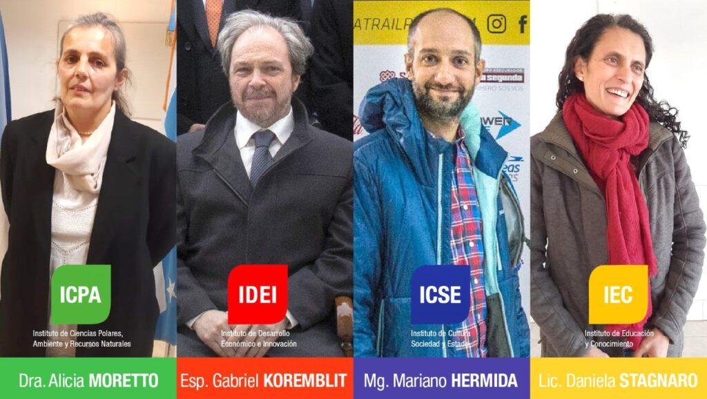 Consejeros de Institutos eligieron a los cuatro nuevos directores de la UNTDF