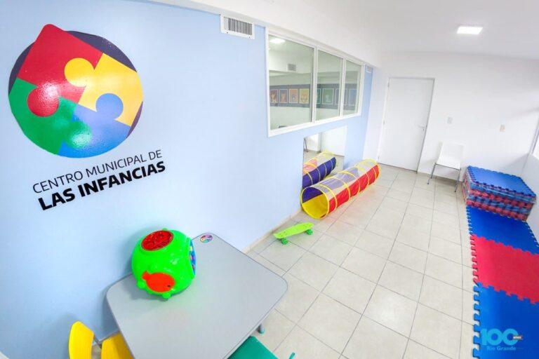 """Como papás sentimos que es un gran logro poder contar con este Centro Municipal de las Infancias"""