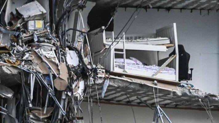 Derrumbe en Miami: encontraron cuatro cuerpos en los escombros del edificio