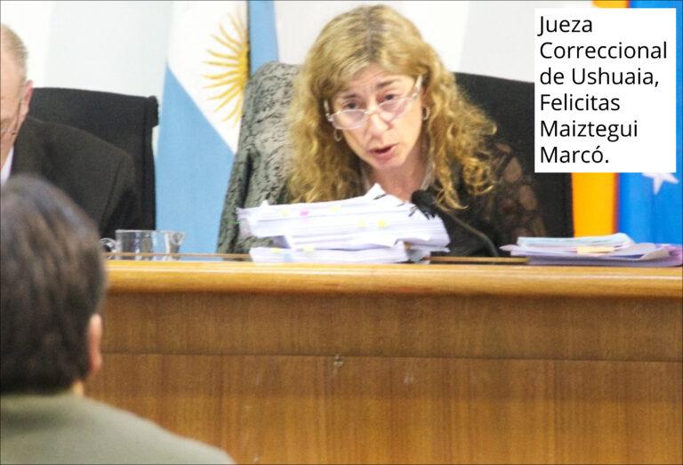 El Juzgado Correccional de Ushuaia rechazó un recurso de apelación contra un fallo del Juzgado de Fa