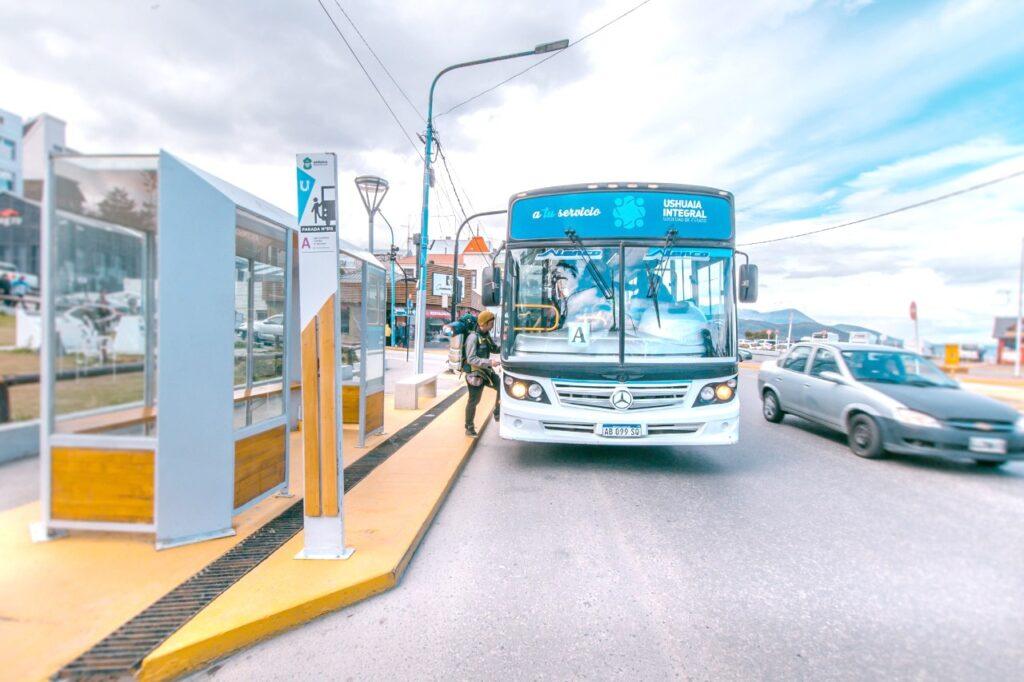 """Colectivos: """"Donde pasa el transporte público se abren oportunidades"""", valoró Bocchicchio"""