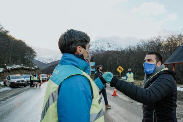 Lanzamiento del plan de obras en el Día Nacional de la Seguridad Vial