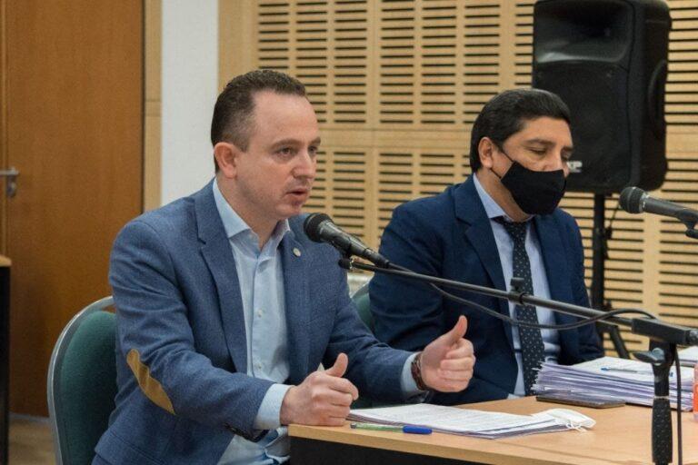 """Díaz: """"Estuvimos a punto de no poder pagar los sueldos"""""""