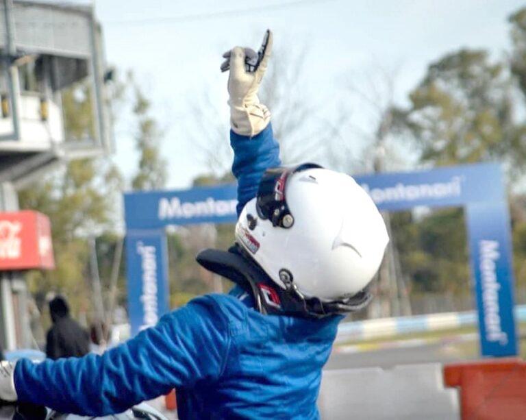 Victoria de Facundo Di Gennaro en el Top Race Junior