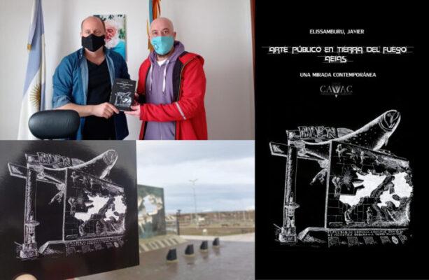 """CAVAC presenta el libro """"Arte Público en Tierra del Fuego AeIAS – Una Mirada Contemporánea"""""""