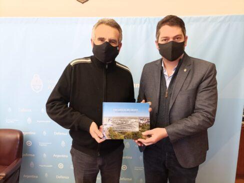 "Pérez: ""Somos la Capital Nacional de la Vigilia y vivimos intensamente la semana de Malvinas"""