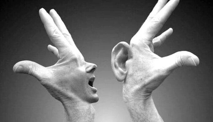 Escuchame… por favor