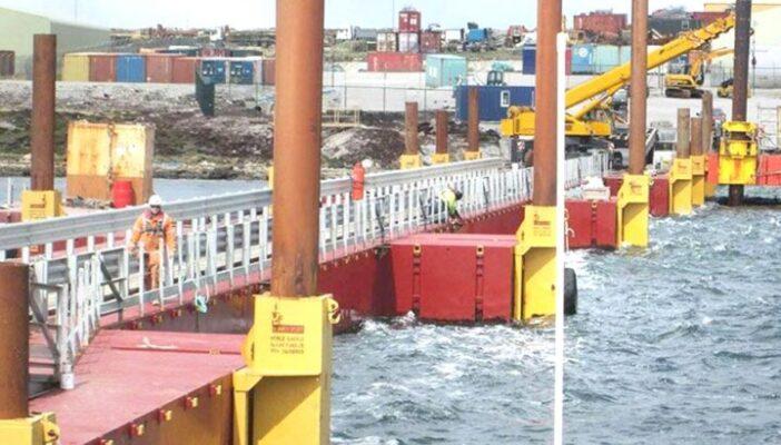 La Provincia denunció a empresa británica por operar ilegalmente en Malvinas