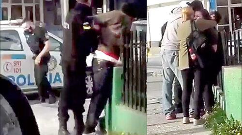 Dos sujetos asaltaron un kiosco a punta de cuchillo
